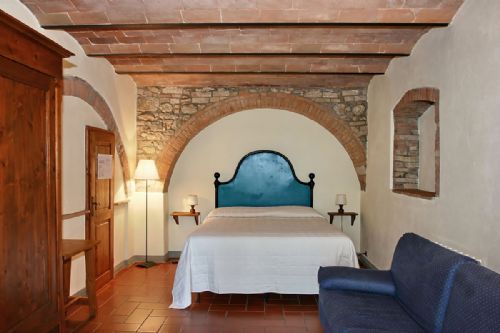 Charming rooms in b&b near San Gimignano Villa Baciolo